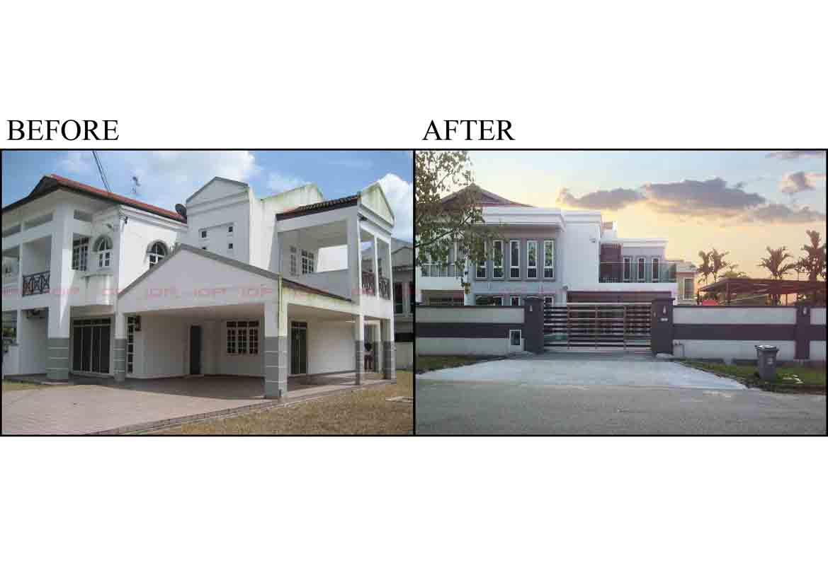 Super Before After Welcome To Visit Igp Design Ampamp Project Largest Home Design Picture Inspirations Pitcheantrous